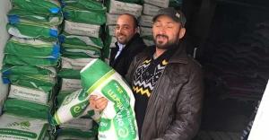 Bayburt'ta çiftçilerin tohumluk talepleri karşılandı