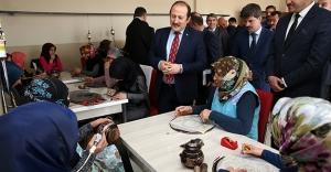 """Demirözü'nde """"Bakırı İşle Geleceği Düşle"""" projesi"""