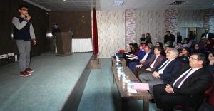 Mehmet Akif Ersoy şiirleri ile anıldı