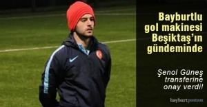 Muhammet Arslantaş, Beşiktaş'ın gündeminde