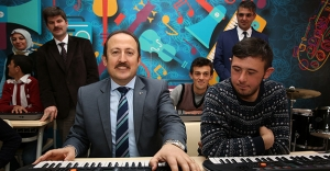 SODES'te 'Bayburt'ta Sanat Rüzgarı' projesi