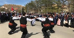 Bayburt'ta Turizm Haftası kutlaması
