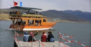 Demirözü Barajı'nda 'turizm haftası' bereketi