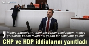 Kavcıoğlu, CHP ve HDP iddialarını...