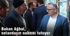Maliye Bakanı Ağbal, vatandaşın...