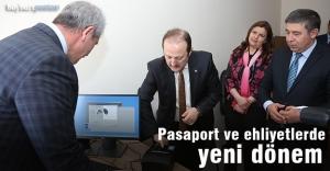 Pasaport ve sürücü belgeleri artık nüfus müdürlüklerinden alınacak