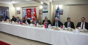 Aras EDAŞ'tan Bayburt'ta iftar programı