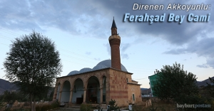 Direnen Akkoyunlu: Ferahşad Bey Cami