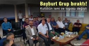 Bayburt Grup#039;tan bırakma kararı