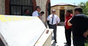 Organize Sanayi Bölgesi'nde fabrika inşaatları başladı
