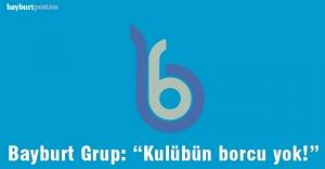 Ahmet Şentürk: 'Kulübün borcu yok'