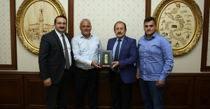 ANZENTRUM, Bayburt İl Özel İdraespor'a forma sponsoru oldu