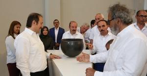 Baksı Müzesi geçen yıl 30 bin ziyaretçiyi ağırladı