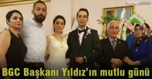 BGC Başkanı Yaşar Yıldızın...