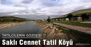 Saklı Cennet Tatil Köyü'ne ilgi büyüyor