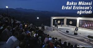 Baksı Müzesi'nde Erdal Erzincan konseri