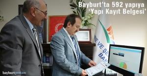 Bayburt'ta 'İmar Barışı'nda gelinen süreç