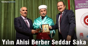 Yılın Ahisi Berber Seddar Saka