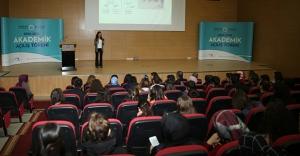Bayburt Üniversitesi'nde 'Sıfır Açlık' konferansı