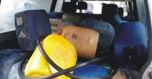 Motorin hırsızı Bayburt'ta yakalandı!