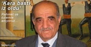 Mustafa Ahıskalıoğlu'nu anıyoruz....