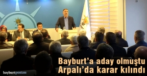 AK Parti Arpalı Belediye Başkan Adayı Abdurrahman Polatimur