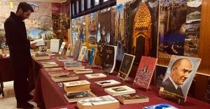 Bayburt Kütüphanesi'nden 'Atatürk' konulu kitaplar sergisi
