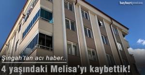 Dördüncü kattan düşen çocuk hayatını kaybetti