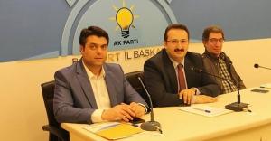 """Kaya: """"Yeni bir rekorla AK belediyecilik devam edecek"""""""