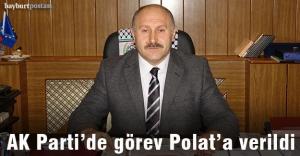 AK Parti Bayburt İl Başkanı Hacı Ali Polat