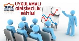 Bayburt'ta uygulamalı girişimcilik eğitimi verilecek