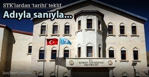 STK'lardan üniversiteye tarihi teklif