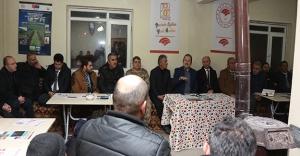 """""""100 Günde 200 Eğitim"""" programı Çayıryolu'nda başladı"""