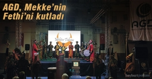 Milli Görüşçüler Mekke'nin Fethi'ni kutladı