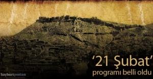 101. '21 Şubat' programı belli oldu