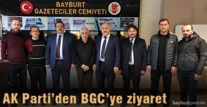 AK Parti#039;den BGC#039;ye ziyaret
