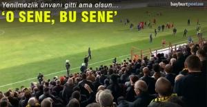Bayburt İl Özel İdarespor ilk mağlubiyetini aldı