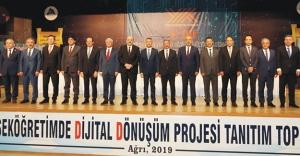 Bayburt Üniversitesi Dijital Dönüşümün Öncüleri Arasında