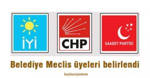 CHP, İyi Parti ve Saadet Partisi Belediye...