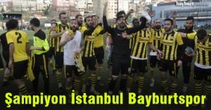 İstanbul Baybutspor 'Süper Amatör'de