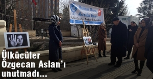 Özgecan Aslan 4. ölüm yıl dönümünde anıldı