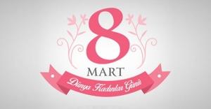 8 Mart Dünya Kadınlar Günü programına davet