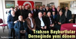 Trabzon Bayburtlular Derneğinde Sadettin Okay dönemi