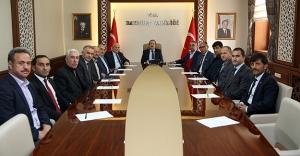 OSB Müteşebbis Heyeti ve Yönetim Kurulu Toplantısı