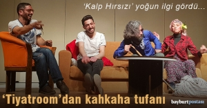 'Tiyatroom'dan kahkaha tufanı