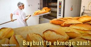 Ekmeğe 25 kuruş zam!