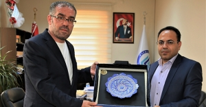 İran Bonab Üniversitesi'nden Bayburt Üniversitesi'ne Ziyaret