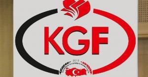 KGF 3. Olağan Genel Kurulu Bayburt'ta yapılacak