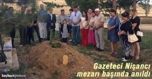 Nişancı mezarı başında anıldı