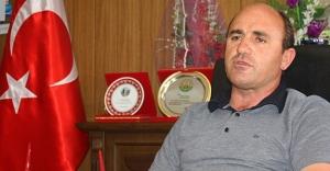 Bayburt İl Tarım ve Orman Müdürü Selami Ersen